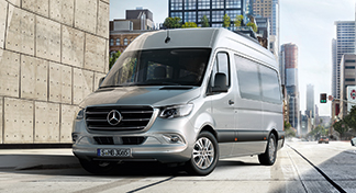 Mercedes-Benz Sprinter Kombi